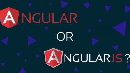 Angular or AngularJS cover photo