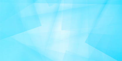 Azure-colored transparent rectangles (abstract)