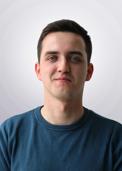 Nace Drupal back-end developer headshot