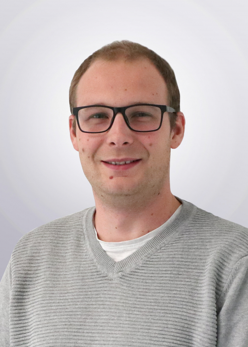 Blaz Gregorcic full-stack developer headshot