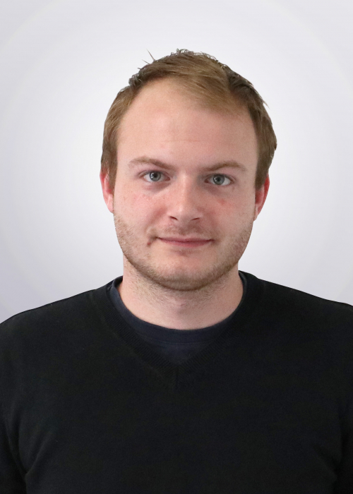 Klemen B. back-end developer headshot
