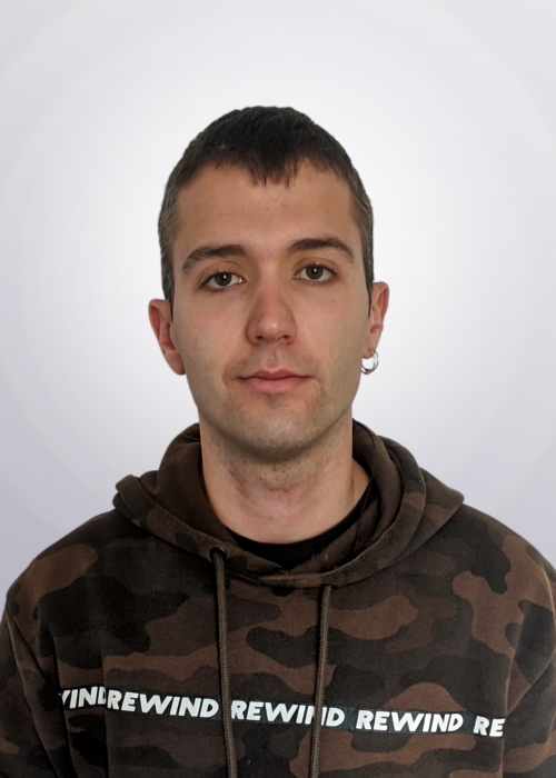 Juanjo, developer at Agiledrop